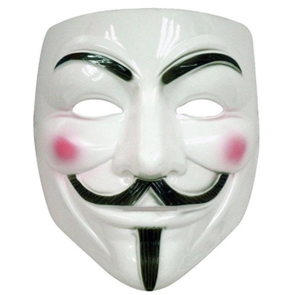 Anonymous Maske
