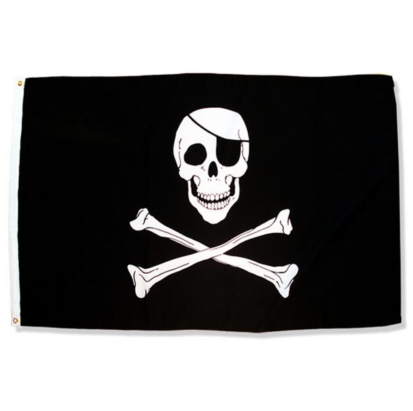Totenkopfflagge