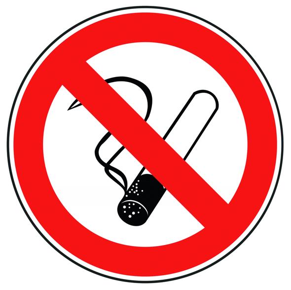 Rauchverbotszeichen