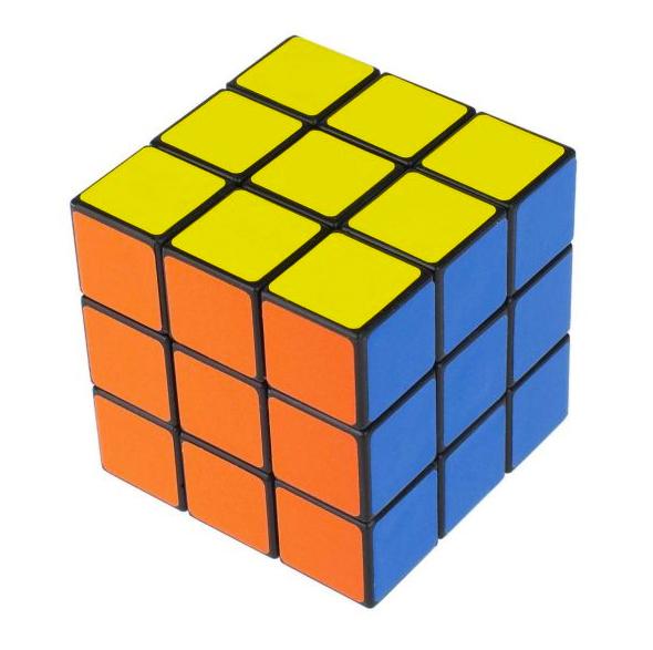 Zauberwürfel Magic Cube