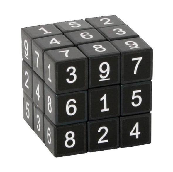 Zauberwürfel Sudoku