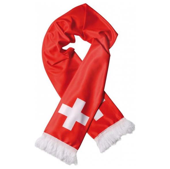 Fanschal Schweiz