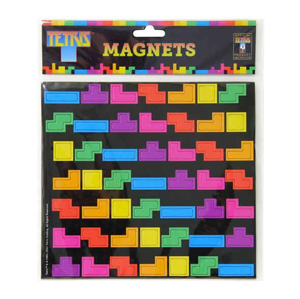 Tetris Magnete