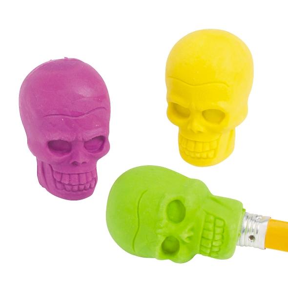 Radiergummi Totenkopf Skull