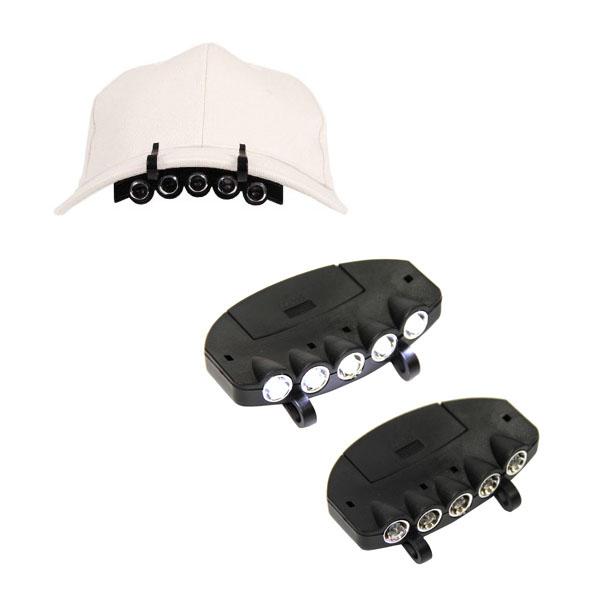 LED Kopflampe für Mützen