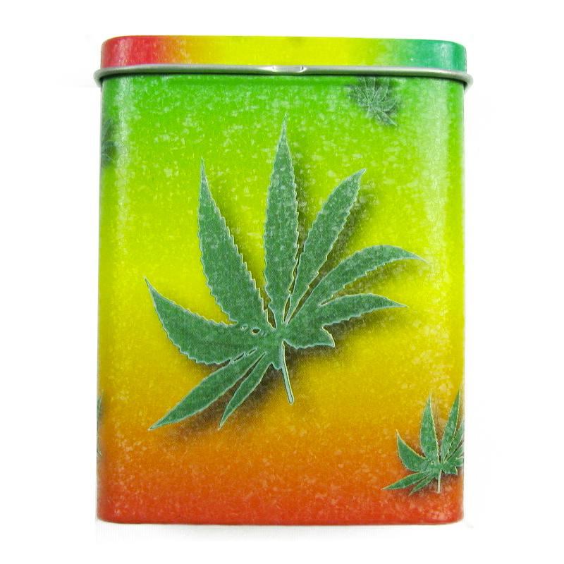 Zigarettenbox Cannabis
