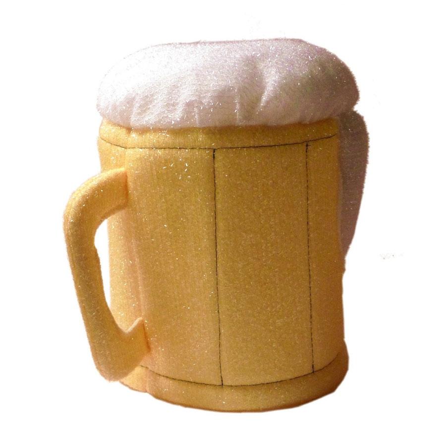 Bierhut Bierglas