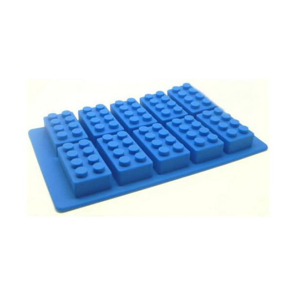 Eiswürfelform Lego Stein