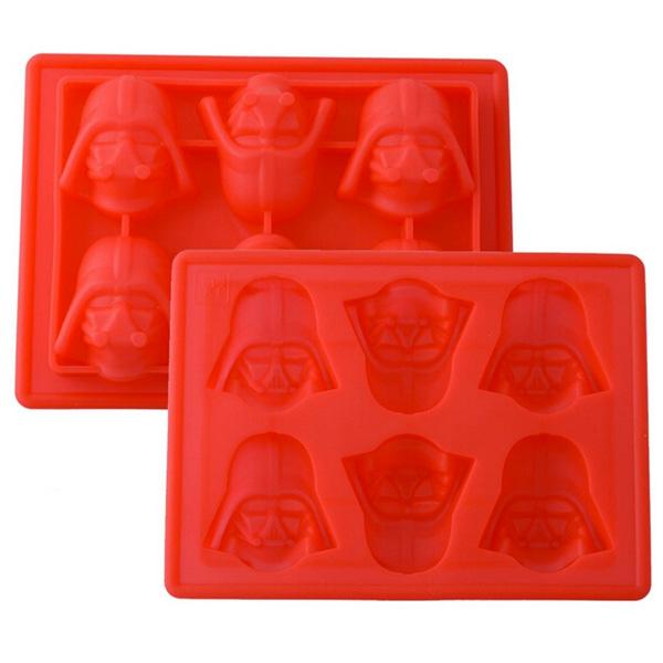 Eiswürfelform Darth Vader