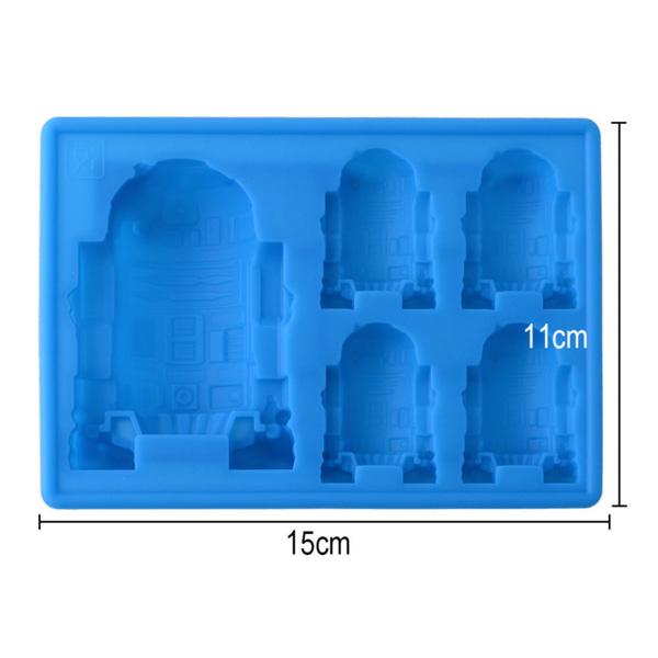 Eiswürfelform R2D2