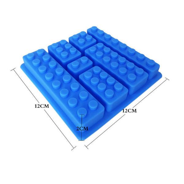 Eiswürfelform Legostein