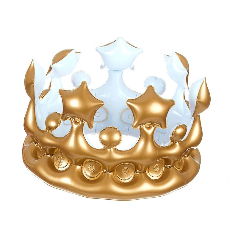 Aufblasbare Krone
