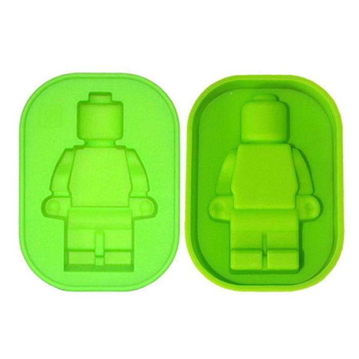 Silikonform Lego-Figur
