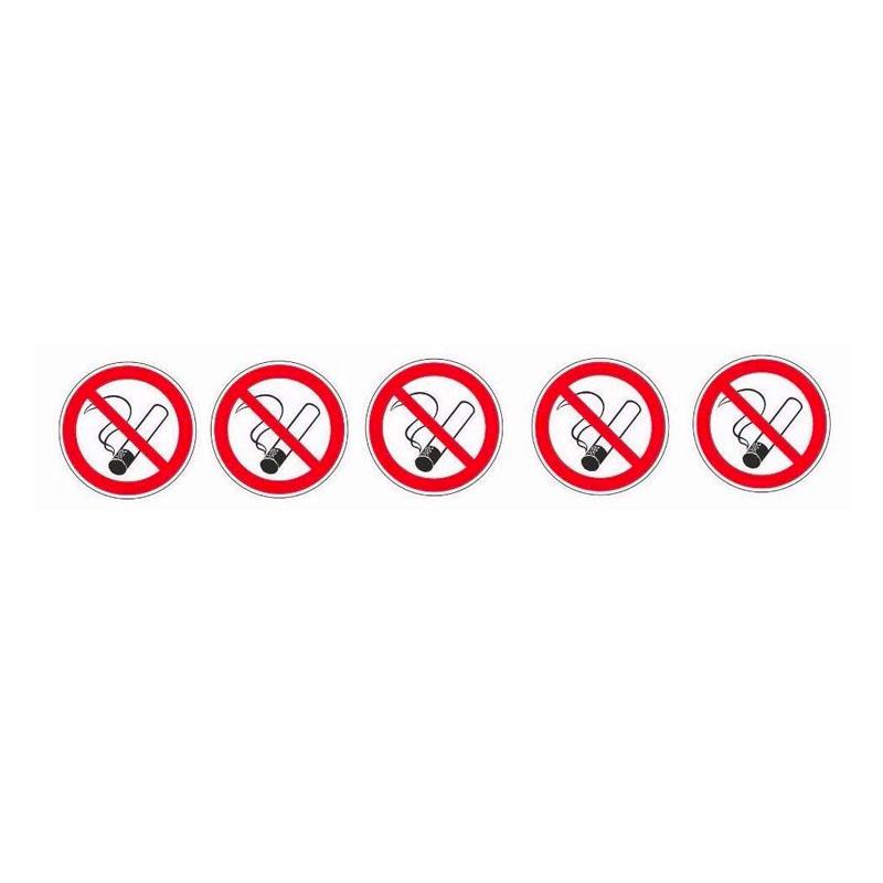 Rauchen verboten Aufkleber