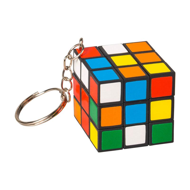 Schlüsselanhänger Zauberwürfel
