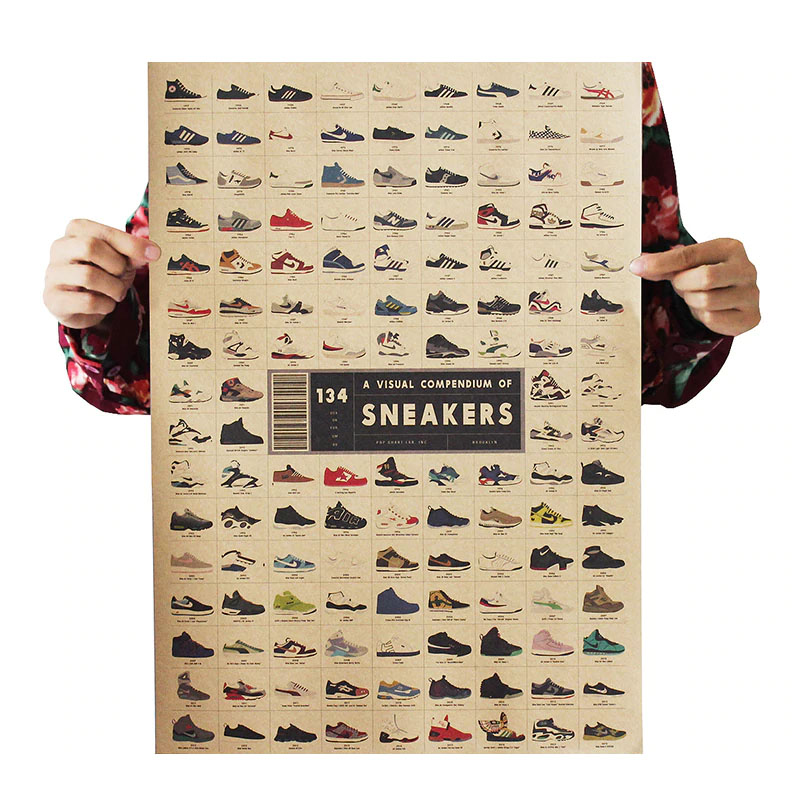 Poster Sneakers