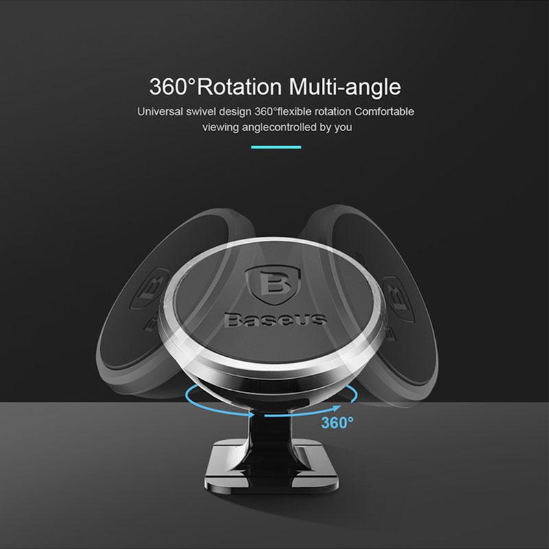 KFZ-Handyhalterung Magnet 360