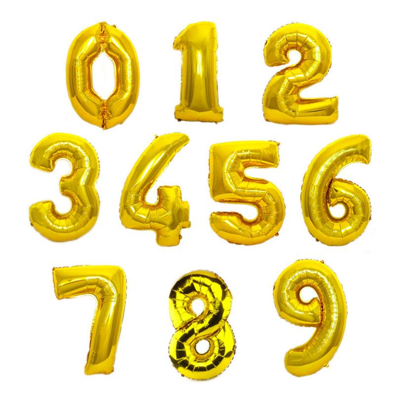 Zahlenballon